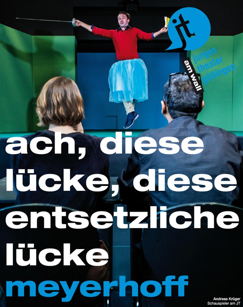 Ach, diese Lücke, diese entsetzliche Lücke @ Junges Theater Göttingen | Göttingen | Niedersachsen | Deutschland