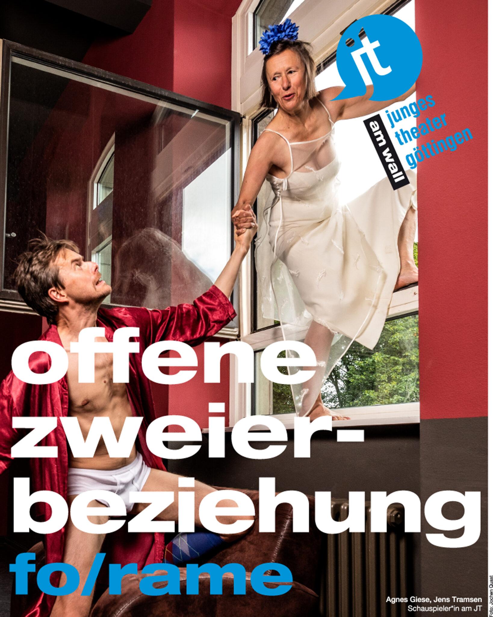 Offene Zweierbeziehung @ Junges Theater Göttingen | Göttingen | Niedersachsen | Deutschland