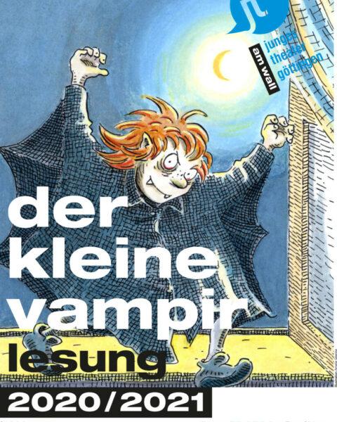 +++ Premiere: Der kleine Vampir – Schulvorstellung fürs virtuelle Klassenzimmer +++