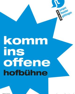 Komm ins Offene – Spenden für eine OpenAir-Bühne in Göttingen