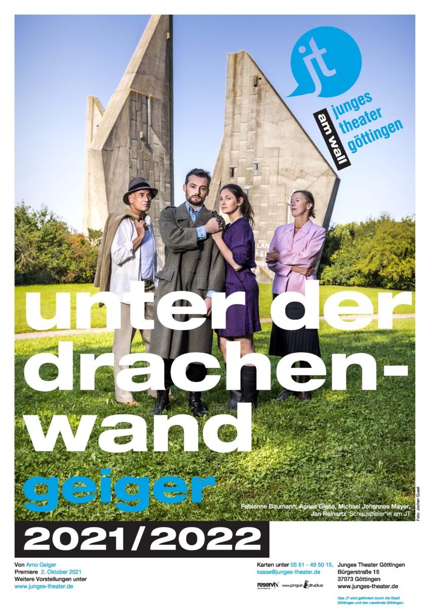 Unter der Drachenwand @ Junges Theater Göttingen | Göttingen | Niedersachsen | Deutschland
