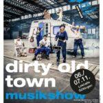 """Aufgrund hoher Nachfrage – Zusatztermin für """"Dirty Old Town"""" in der Lokhalle Göttingen"""